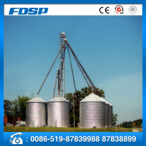 Grain Storage Steel Silo with Fumigation System pictures & photos