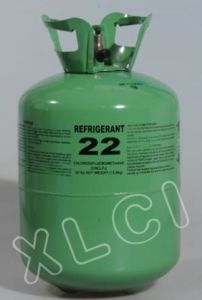 Refrigerant R22 with High Purity>99.9%