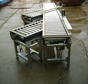 Automatic Roller Conveyor Sorting System pictures & photos