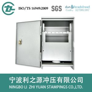 Metal Stamping Formed Electric Control Box pictures & photos