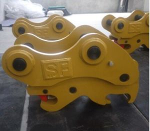 Hydraulic Double Lock Quick Hitch for Excavator pictures & photos