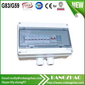 4 Rails Junction Box for PV Module pictures & photos