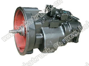 Sinotruk HOWO Truck Transmission Parts Gearbox (RT-11509C) pictures & photos