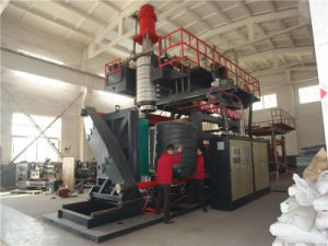 Plastic PE HDPE Large Blowing Molding Machine