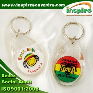 Plastic Key Ring for Promotional Gift (AK-13) pictures & photos