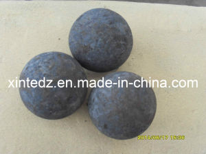 Good Quality, No Breakage Forged Steel Ball (dia100mm) pictures & photos