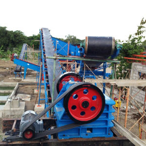 Good Performance and Low Price Mini Jaw Crusher pictures & photos