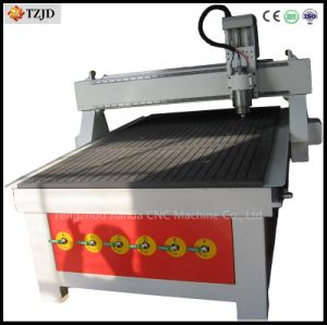 Woodworking CNC Router with Vacuum Table pictures & photos