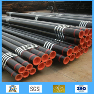 Oil and Gas/Building Materials/Hollow Tube/Large Diameter ASTM A106 Gr. B Carbon Seamless Steel Pipe pictures & photos