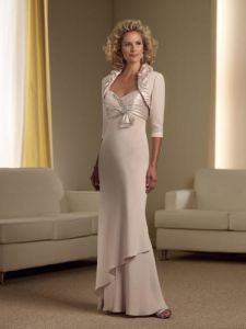 Custom Made 1 Piece Formal Mother of Bridal Dress Mc111906