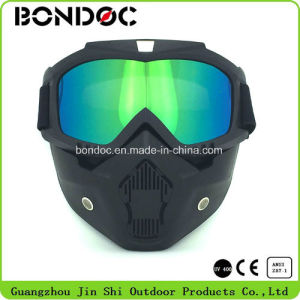 New Design Motocross Sport Goggles with Mask pictures & photos