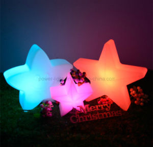 Modern Plastic LED Glow Lamp Wedding Decoration pictures & photos
