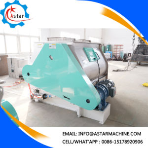 1ton Per Batch Double Paddle Livestock Animal Feed Mixers for Sale pictures & photos