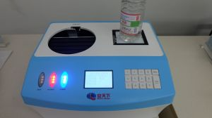 Manufacture Liquid Scanner AT1000 Bottle Liquid Detector for Station secuirty check pictures & photos