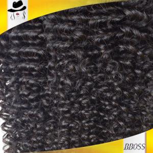 Double Weft Unprocessed Cheap Virgin Brazilian Hair pictures & photos