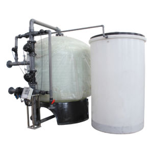 Large Flow Ion Exchange Resin Softener for Boiler Water pictures & photos