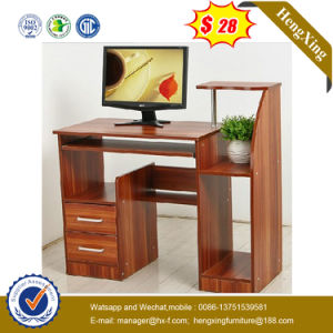 School Home MDF Computer Table Desk Wooden Office Furniture (UL-MFC326) pictures & photos