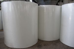 Thickness 0.3mm Fiberglass Tissue Fiberglass for Battery separator pictures & photos