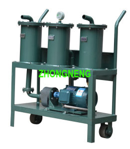 Jl Convenient Operation Portable Industrial Oil Purifier pictures & photos