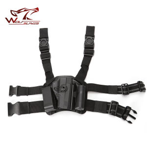 Hot Selling Tactical Military CQC Beretta Px4 Pistol Holster Sets Gun Holster Kits pictures & photos