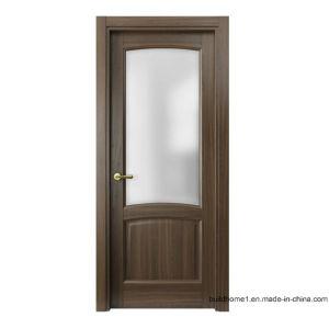 2102 Red Tree Mocco Left Hand Inward Swing Bedroom and Bathroom Interior Door pictures & photos