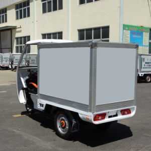 Hot Tricycle of 850W 48V Three Wheel Tricycle for Express pictures & photos