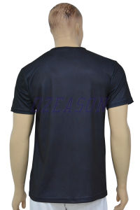 Wholesale 100% Polyester Printing Fashion Polo T Shirt for Men pictures & photos