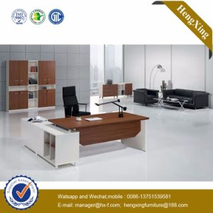 Big Size Office Furniture Square Design Modern Executive Table (HX-TN309) pictures & photos