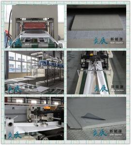 VIP Panel Continuous Vacuum Packing Machine pictures & photos