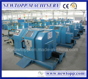 CNC Horizontal High-Speed Cable Single Stranding Machine pictures & photos