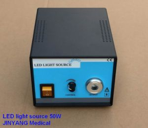 Surgical Medical Endoscope LED Cold Light Source 50W pictures & photos