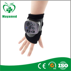 High Quality Heating Wrist Care Wirst Brace Vibration Wrist Massage Band Equipment pictures & photos