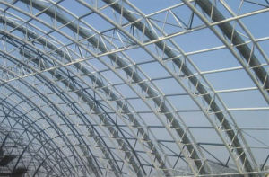 Steel Structure Space Frame for Dry Coal Shed pictures & photos