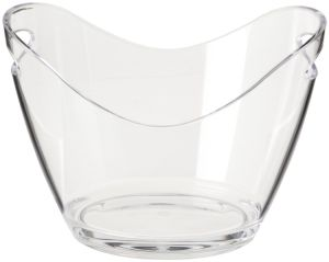 Ice Bucket Clear Acrylic 3.5 Liter Good for Champagne Ice pictures & photos