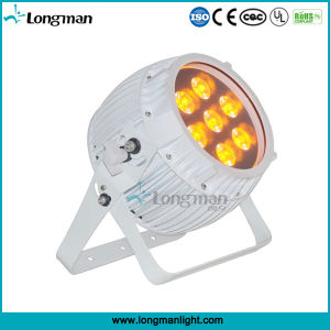 7*14W 6in1 RoHS Battery Super Bright LED Lights for Party pictures & photos