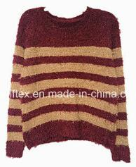 Stripped Knitting Sweater for Women pictures & photos