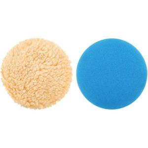 High Quality Polishing Foam Pads/Corrugated Polishing Sponge Wheels pictures & photos