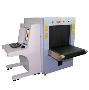 800*650mm Tunnel Size X Ray Luggage Scanning System pictures & photos