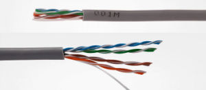 High Speed 305m Reel CAT6A RJ45 SSTP Ethernet LAN Cable pictures & photos