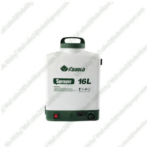 16L Popular Rechargeable Backpack Electric Sprayer pictures & photos