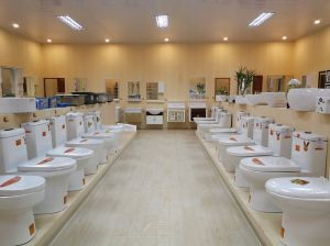 Ceramic Two Piece Toilets Water Closet for Bathroom (CL-026) pictures & photos