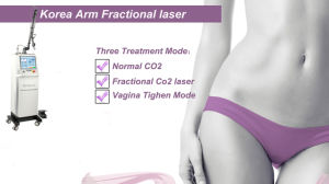 Beauty Equipment Anti Wrinkle Removal CO2 Laser Engraving Machine pictures & photos