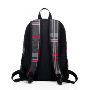 Waterproof Nylon Multicolor Backpack School Bag for Teenagers pictures & photos