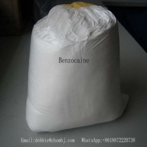 Pain Reliver Local Anesthetic Pharmacy Benzocaine CAS: 94-09-7 40mesh pictures & photos
