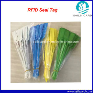 RFID Metal Seal Tag for Container Management pictures & photos