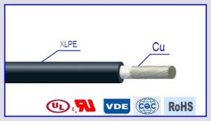 XLPE Insulated Electric Cable pictures & photos