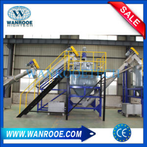 Hot Sale Plastic Pet Bottle Recycle Washing Line with Pipeline Dryer pictures & photos