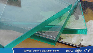 2-19mm Clear Float Glass for Window Glass pictures & photos
