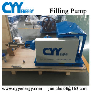 Cryogenic Liquid Cylinder Filling Pump pictures & photos