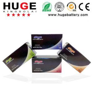 1.4V 6PCS/Blister Pack Zinc Air Battery (A10/A13/A312/A675) pictures & photos